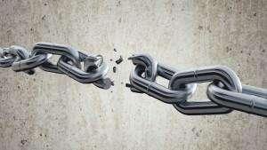 Възстановяване на прекъснати връзки