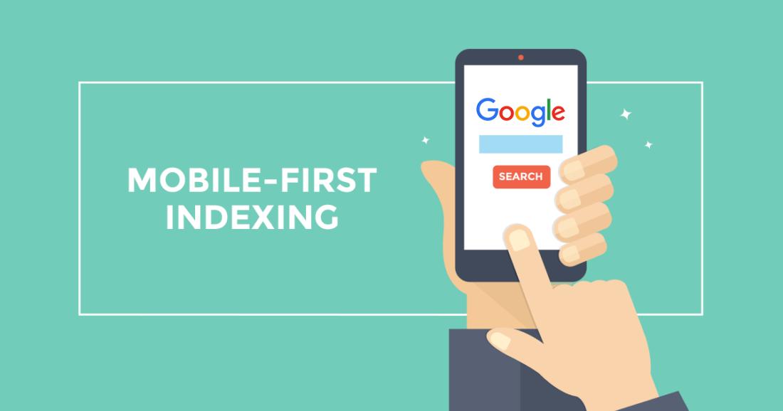 Индексирането с приоритет за мобилни устройства