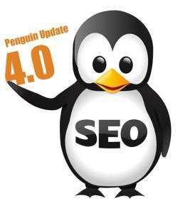 Най-новата актуализация е Penguin 4.0, който ще проверява резултатите в реално време.