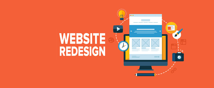 Грешки в редизайна, които могат да унищожат уебсайта ви