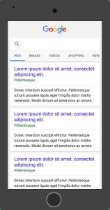 Google: Не използвайте различни заглавни тагове за мобилни и десктоп страници.