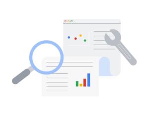 Google Search Console: Официален инструмент на Google за анализ и проследяване на сайт.