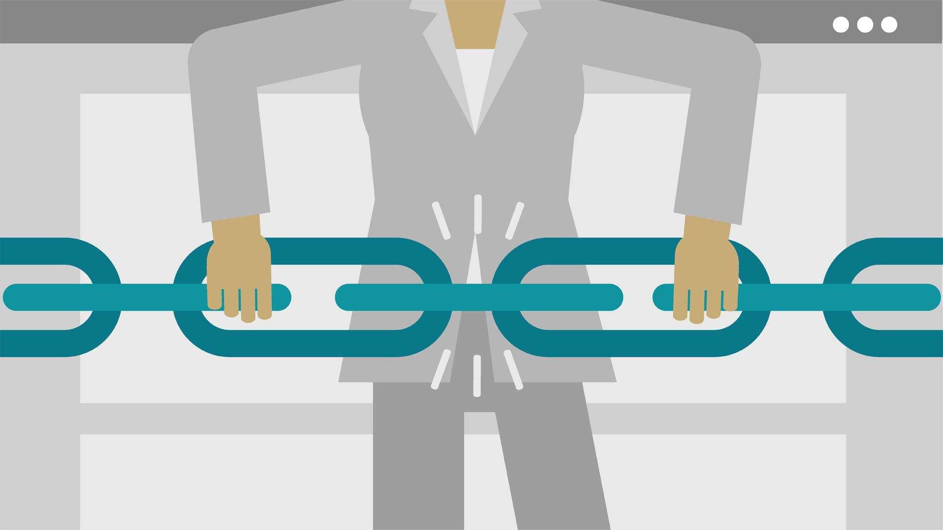 Отхвърлянето на връзки може да помогне на Google да се довери на други връзки към сайта