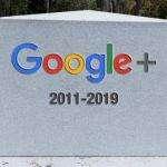 SEO новина: Социалната мрежа на Google+ ще бъде затворена на 2 април