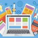 Ремонт на сайтове. Отстраняване на проблеми и грешки в интернет сайтове