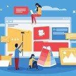 Редизайн на онлайн магазини и уеб сайтове, смяна на остаряла визия