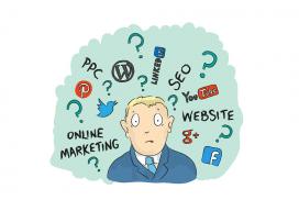 SEO оптимизация на сайт и Онлайн маркетинг