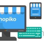Онлайн магазин с Шопико