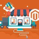 Онлайн магазин с Magento