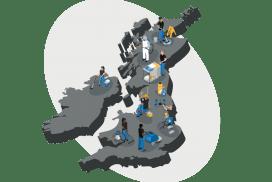 SEO оптимизация на сайт за почистване в Англия
